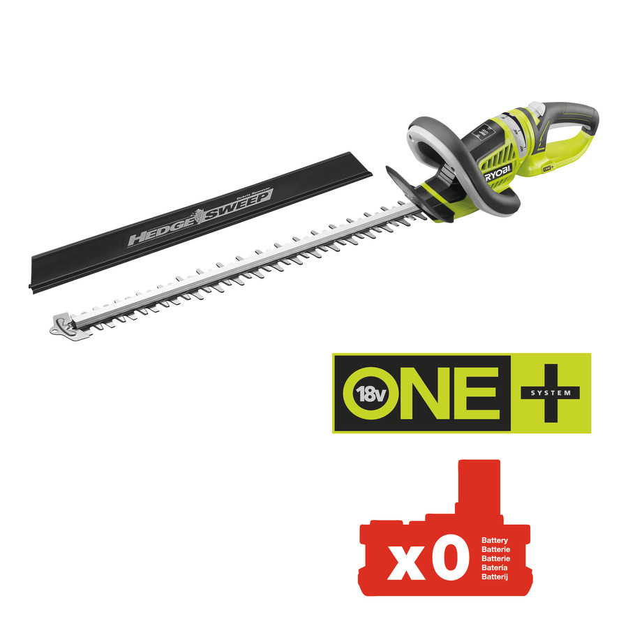 18V Cordless OHT Hedge Trimmer | Outdoor Tools | Ryobi Tools