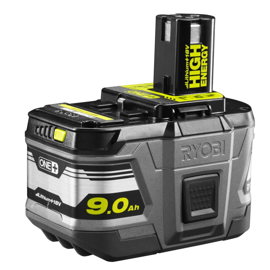 Berömda Ryobi batterier och laddare | Elverktyg | Ryobi verktyg NC-96